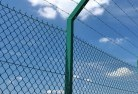 High Wycombe Chainmesh fencing 14