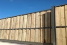 High Wycombe Lap and cap timber fencing 1