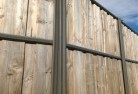 High Wycombe Lap and cap timber fencing 2